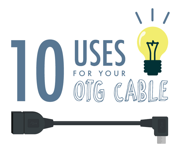 OTG uses