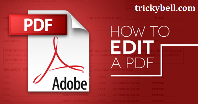 edit PDF Files for Free.
