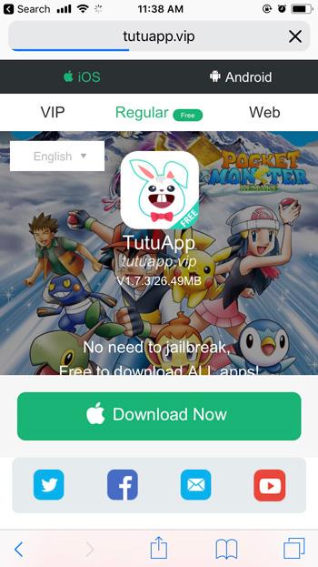 Open Antutu App