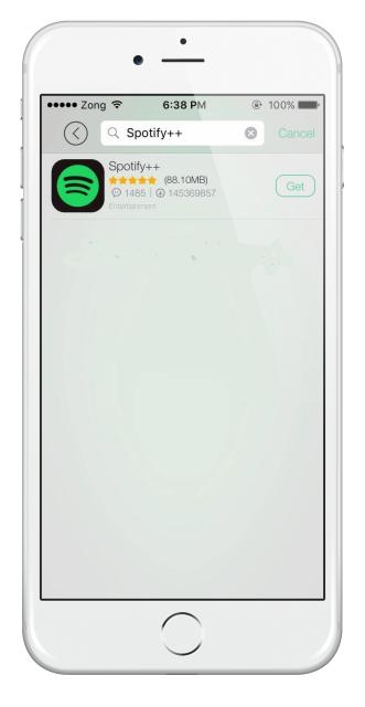 install Spotify++