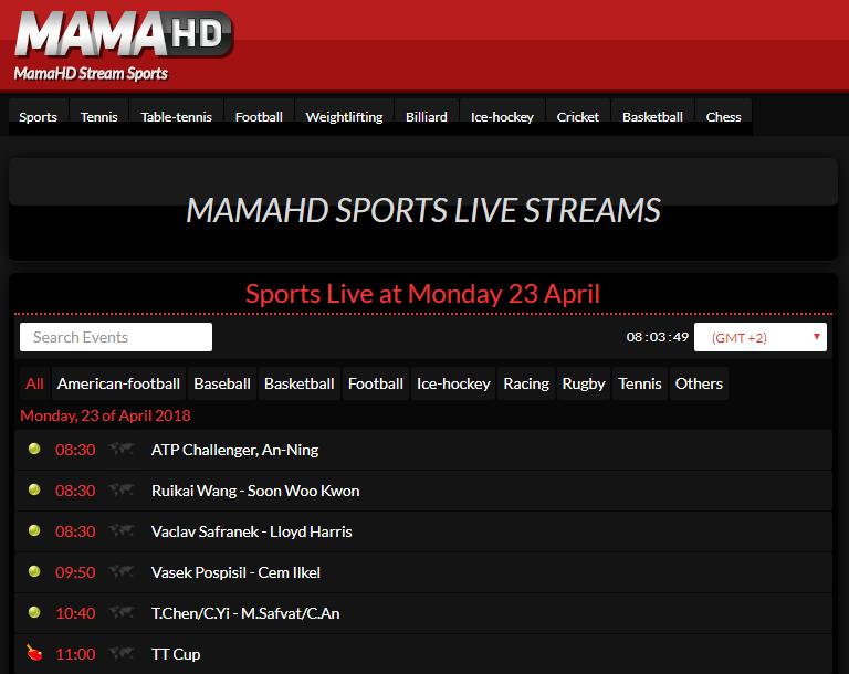 Mamahd.Com Live