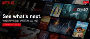 Free Netflix Premium Account for 30 days trial