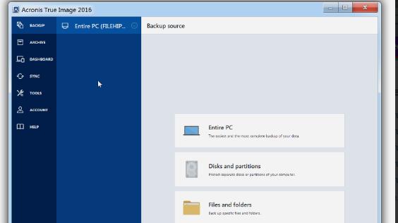 Best Backup Software For Windows