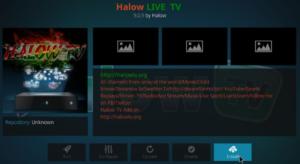 Hallow Live TV