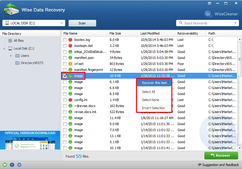 Wise Data Recovery Best Data Recovery Softwares
