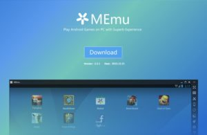 MEmu player Best Bluestacks Emulators