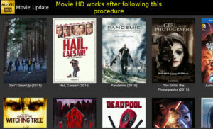 Movies HD: best PopCorn Time alternatives