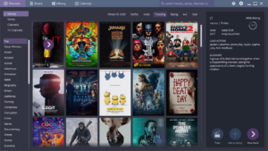 Stremio best PopCorn Time alternative