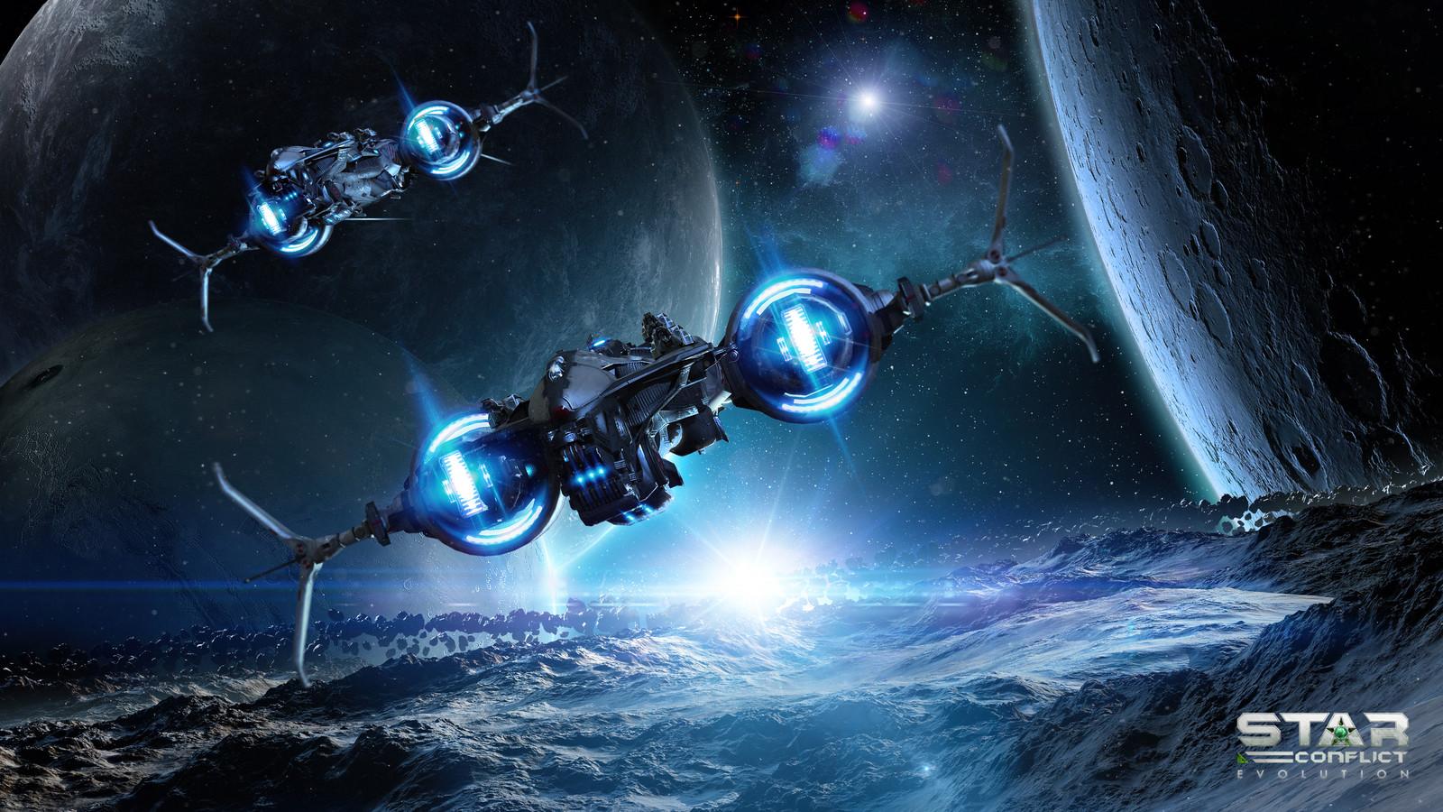 Star Conflict-Best Steam Games