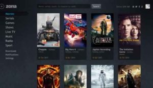 Zona best PopCorn Time alternative
