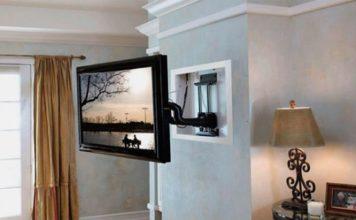 Bed TV Lift Ideas