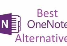 Best OneNote Alternatives