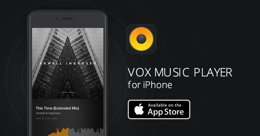 Vox Music Player best iTunes alternatives