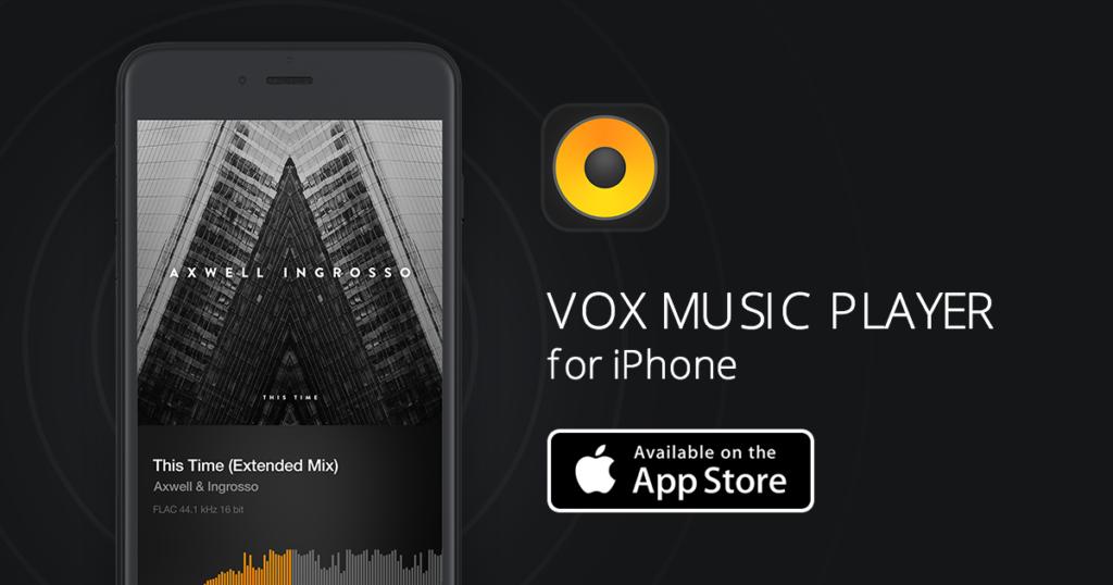 Vox Music Player best iTunes alternatives