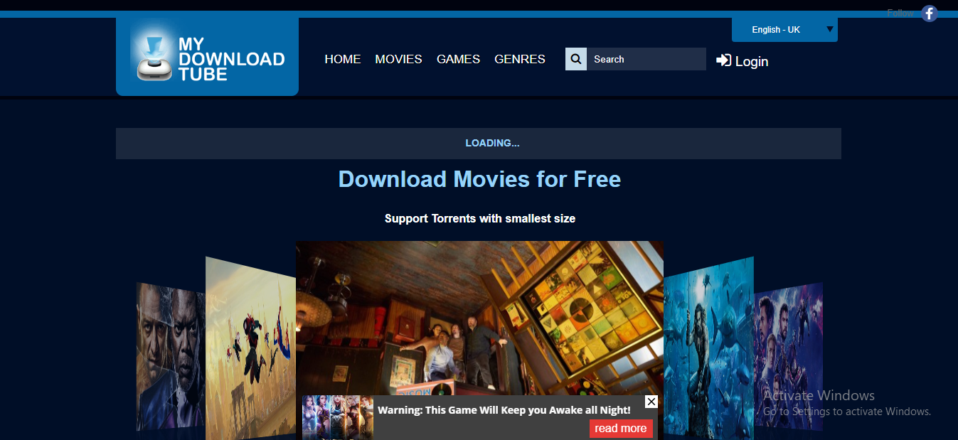 latest hollywood movies free download torrent files