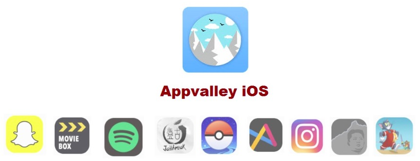 AppValley Apps UI