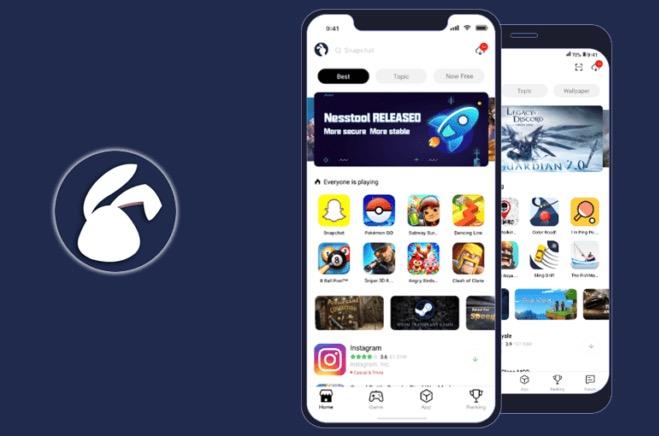 TuTuApp on iOS