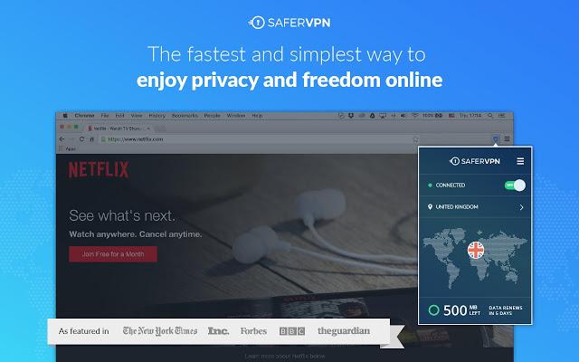 Safer VPN