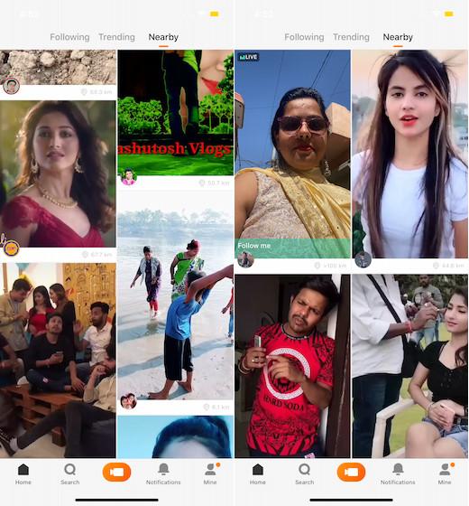 best apps like tiktok- Kwai