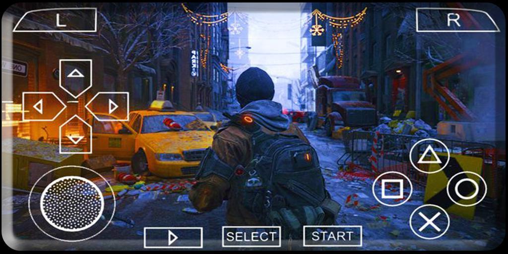 Golden PSP emulator