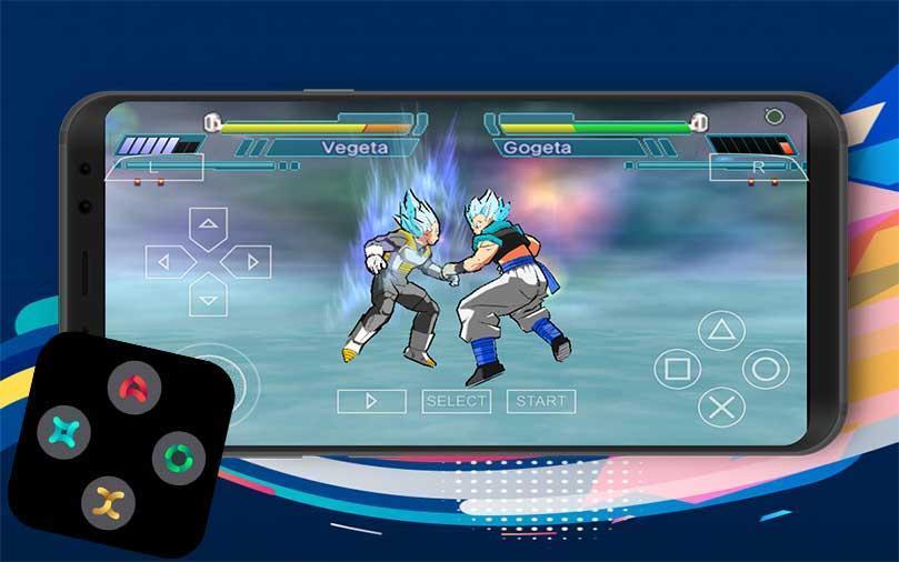 OxPSP Emulator- Best PSP emulator for android