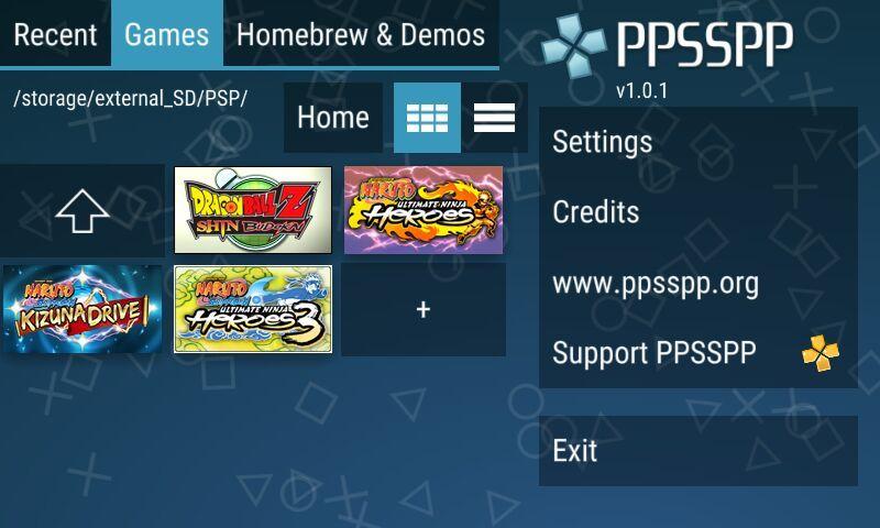 PPSSPP- Best PSP emulator for android